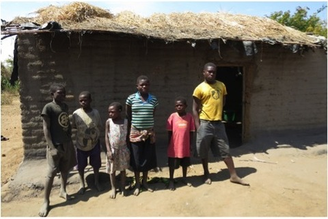 Build a House for the Jemusi Family ($1200)