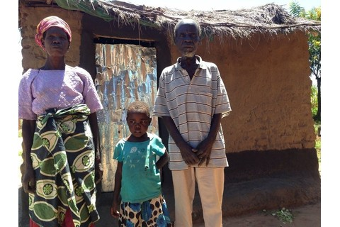 Build a House for Nyolongo Family ($1200)